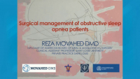 Surgical Modalities in the Management of Obstructive Sleep Apnea