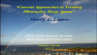 Current Approaches to Treating Obstructive Sleep Apnea