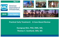 Practical Early Treatment: A Case-Based Review