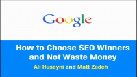 How to Choose Search Engine Optimization Winners and Stop Wasting Money on SEO