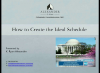 How to Create the Ideal Schedule