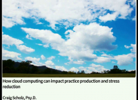 How Cloud Computing Can Impact Practice Production and Stress Reduction