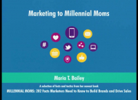 Millennial Moms: 202 Facts Marketers Need to Know
