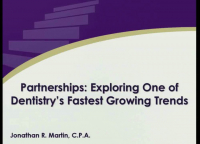 Partnerships: Exploring One of Dentistry's Fastest Growing Trends