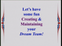 How to Create and Maintain Your Dream Team