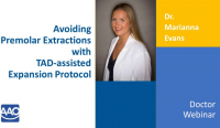 Avoiding Premolar Extractions with TAD-assisted Expansion Protocol
