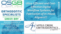 Ultra-Efficient and Cost-Effective Digital Workflow Systems for Fabrication of In-House Aligners