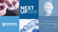 AAO 2021 Winter Conference - Difficult Cases Treated Easily with Clear Aligners