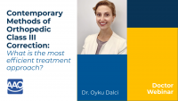 Contemporary Methods of Orthopedic Class III Correction: What is the most efficient treatment approach?