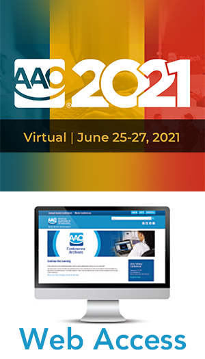 2021 Annual Session - Web Access
