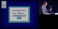 2009 Annual Session - Evidence-based Orthodontics: Friend or Foe (Salzmann Lecture)