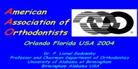 2004 Annual Session - Solutions for Common Orthodontic Problems (Mershon Lecture)