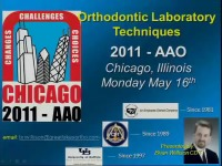 2011 Annual Session - Ortho-Lab Techniques