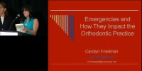 2009 Annual Session - Emergencies and Their Impact on Your Practice