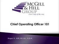 2014 AAO Webinar - Chief Operating Officer 101