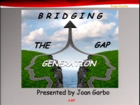 2015 AAO Annual Session - Bridging the Generation Gap: Effective Communication for the Future