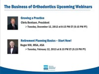 2012 AAO Webinar - Understanding Associate Agreements
