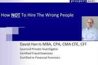 2015 AAO Webinar - How Not to Hire the Wrong People