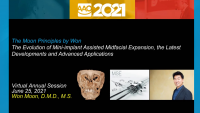 The Evolution of Mini-implant Assisted Midfacial Expansion, the Latest Developments and Advanced Applications