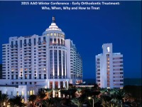 2015 AAO Winter Conf - Early vs Late Class II Treatment:  What Does Science Tell Us?