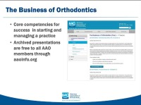 2014 AAO Webinar – Skeletal Anchorage in Patients of Different Ages: A Journey From Orthopaedics to Orthodontics