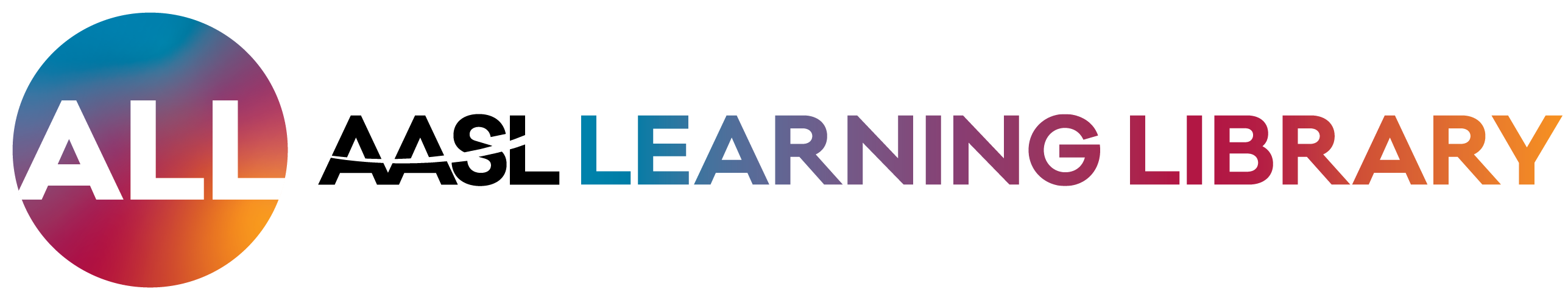 AASL Learning Library Logo