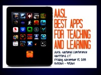 AASL 2013 Best Apps for Teaching & Learning