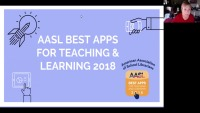 AASL Best Apps for Teaching & Learning 2018