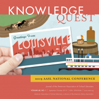 Volume 48, No. 1 - 2019 AASL National Conference