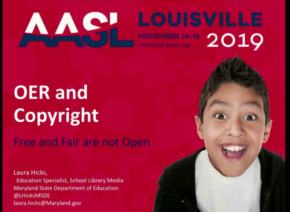 OER and Copyright: Free and Fair Are Not Open