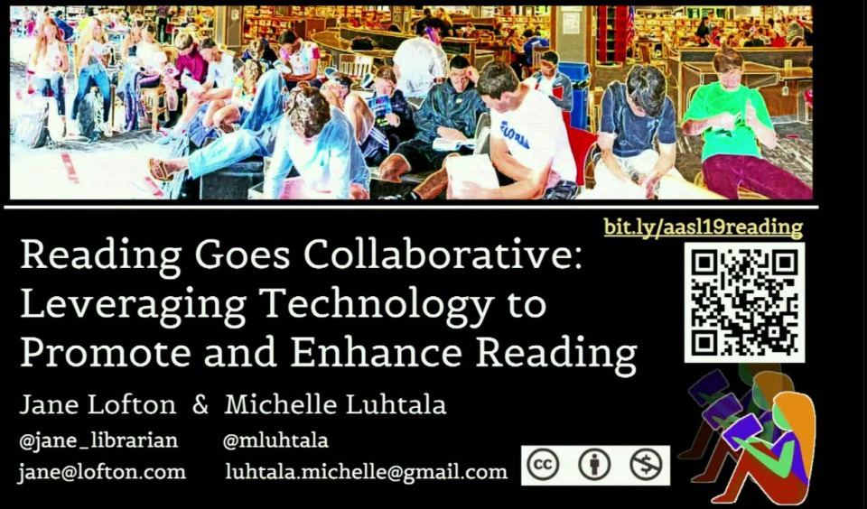 Reading Goes Collaborative: Leveraging Technology to Promote & Enhance Reading