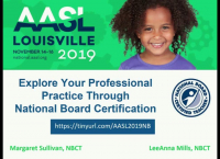 Explore Your Professional Practice through National Board Certification