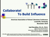 Collaborate! To Build Influence