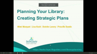 Planning Your Library: Creating School and District Advocacy and Strategic Plans