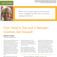 CBC Column: From Head to Toe and in Between (Volume 48, No. 1, pgs 62-64)