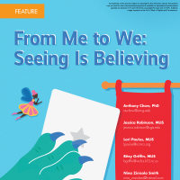 From Me to We: Seeing Is Believing (Volume 48, No. 2, pgs e1-7)