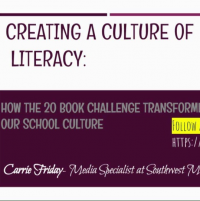 Creating a Culture of Readers: How Our School-Wide 20 Book Challenge Has Revolutionized Our Community