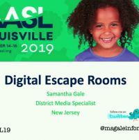 Digital Escape Rooms: Creative Problem Solving for the Interactive Classroom
