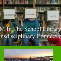 STEM in the School Library: A Transdisciplinary Connection
