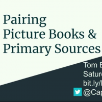 Picture Books and Primary Sources