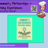School Librarians + Community Partnerships = Innovative Learning Experiences
