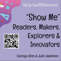 """Show Me"" Readers, Makers, Explorers, & Innovators: Using State Award Books to Meet the Standards"