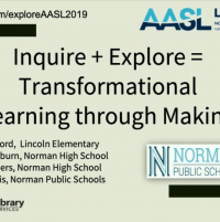 Inquire + Explore = Transformational Learning through Making