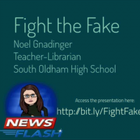 Fight the Fake! Teaching Information Literacy through Media Analysis