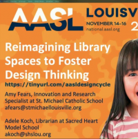 Reimagining Library Spaces to Foster Design Thinking