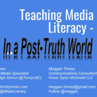 Teaching Media Literacy in a Post-Truth World