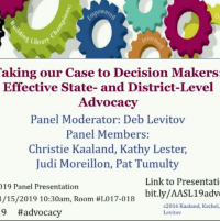 Taking Our Case to Decision Makers: Effective State- and District-Level Advocacy