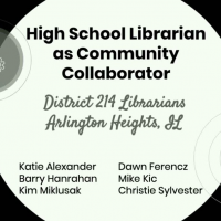 High School Librarians as Community Collaborators