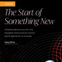 The Start of Something New (Volume 47, No. 5, pgs 30-35)