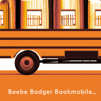 Beebe Badger Bookmobile…Blazing a Reading Trail (Volume 47, No. 4, pgs 8-14)
